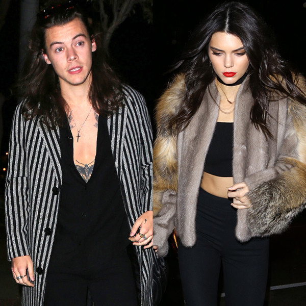 harry styles and kendall jenner - 634×1024
