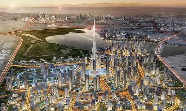 انطلاق فعاليات معرض سيتي سكيب جلوبال في دبي