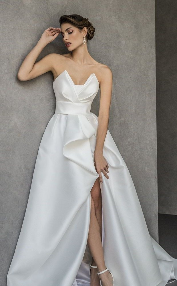 فستان الزفاف من valentini spose