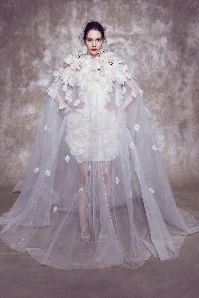 فستان الزفاف من ملركيزا