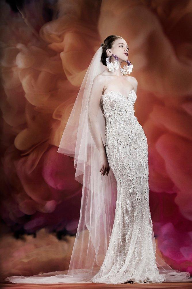 فستان الزفاف من نعيم خان