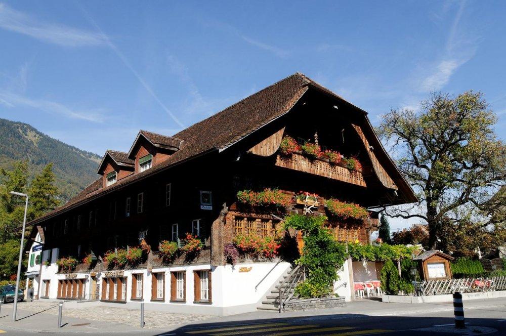 فندق هيرشن Hirschen
