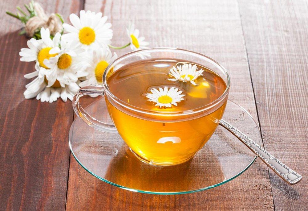 شاي البابونج من المشروبات الساخنة المضادة للالتهابات