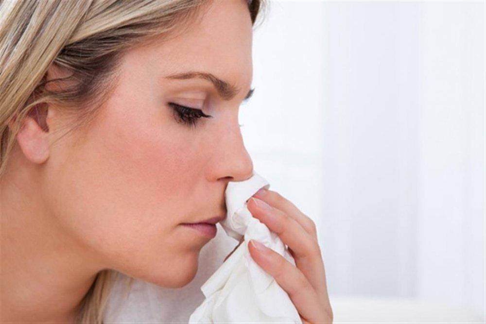 نزيف الأنف من أعراض مرض الجذام