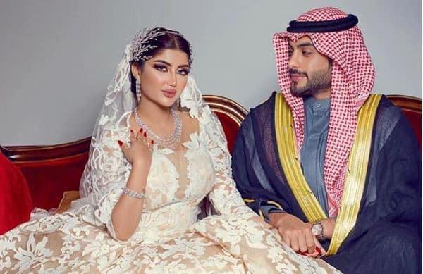 ملكة كابلي وزوجها