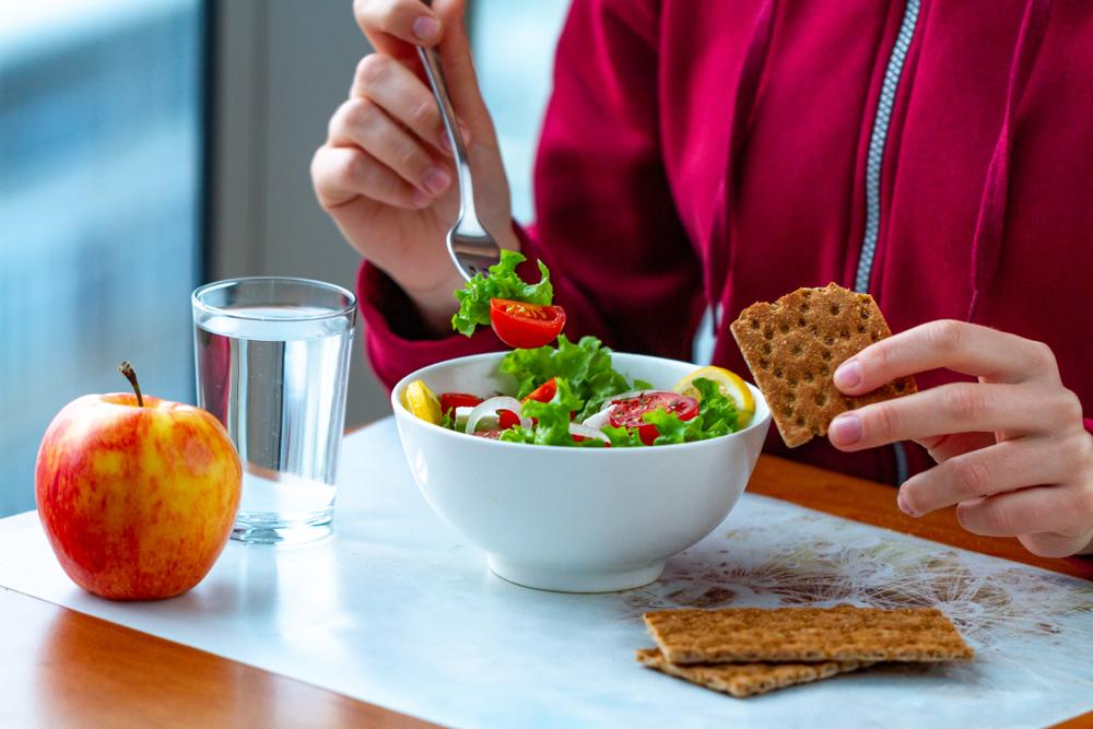 انقاص الوزن في رمضان يحتاج الى الاكثار من تناول الالياف المتنوعة