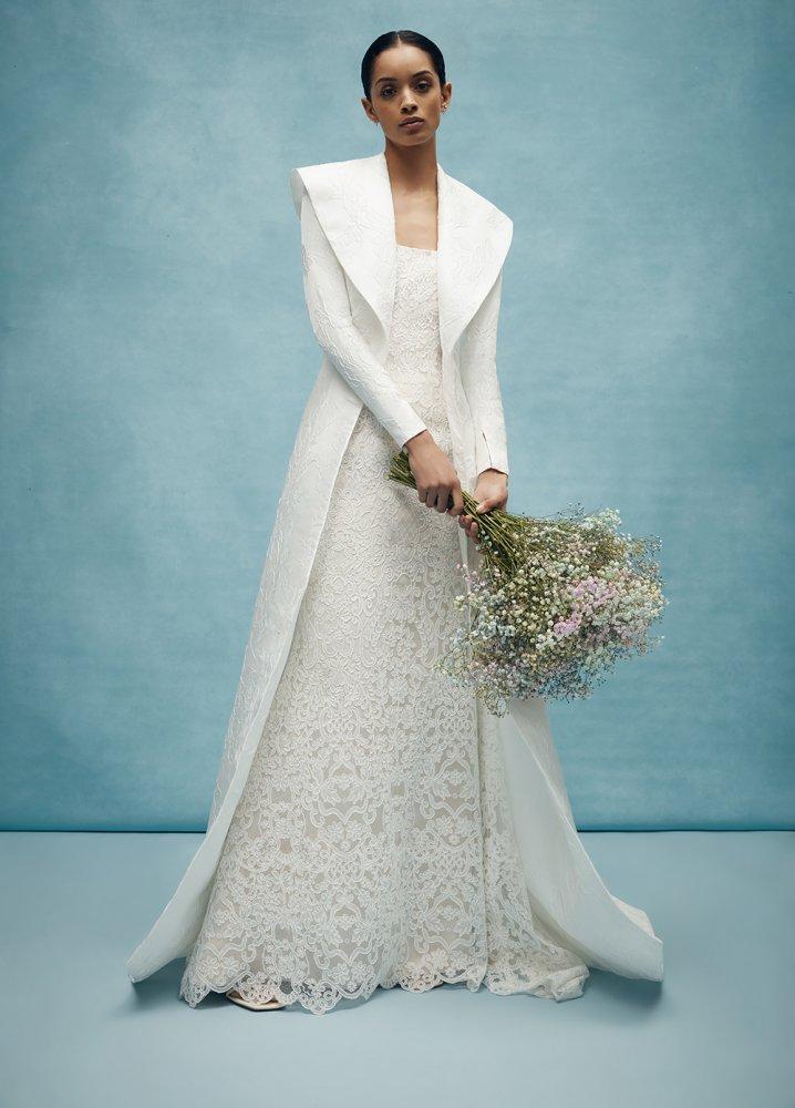 عبايات بيضاء للعروسة