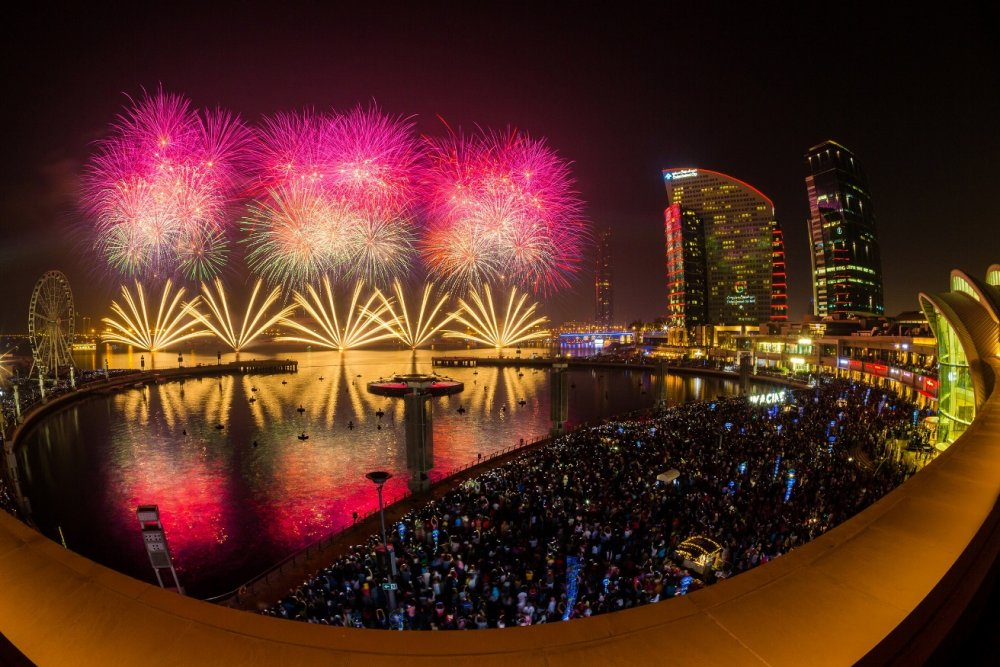 العيد في دبي .. فعاليات تناسب كل أفراد العائلة - مجلة هي