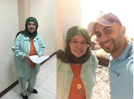 وفاة الفنانة فوزية عزت بعد اصابتها بتسمم في الدم - مجلة هي