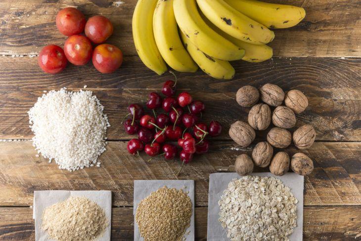 أطعمة تساعد على إفراز هرمون الميلاتونين