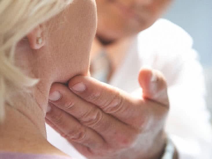 ملاحظة الأعراض أحد طرق تشخيص التهاب أعصاب الوجه