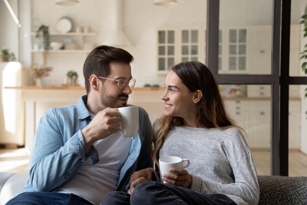 استغلي اوقات هادئة بين وبين زوجك لمناقشة الامور المختلفين عليها
