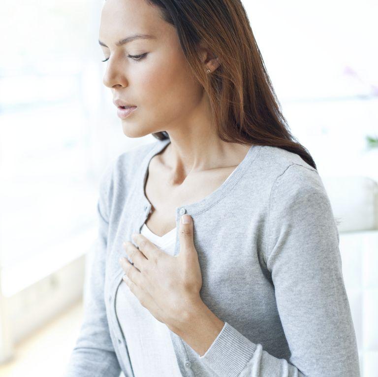 تمارين رياضية للتخلص من ضيق التنفس