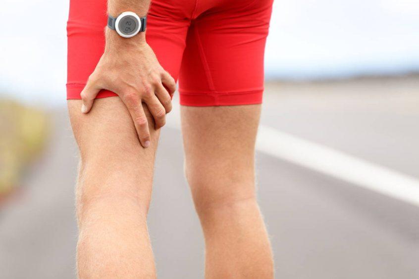 الرياضيون أكثر عرضة لتشنج العضلات