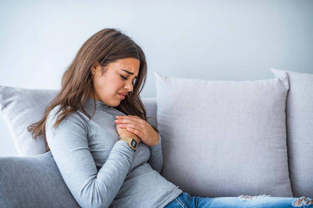 انتفاخ الرئة يسبب ألم وضيق في الصدر