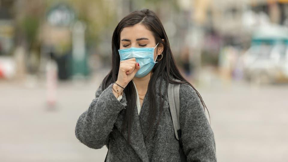 ارتداء الكمامة يقلل من انتشار فيروس كورونا