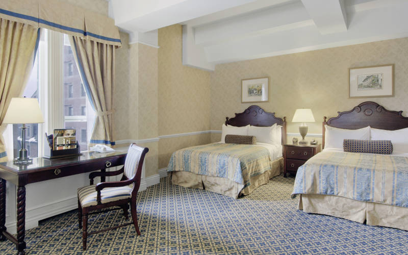 for Chambre chateau frontenac