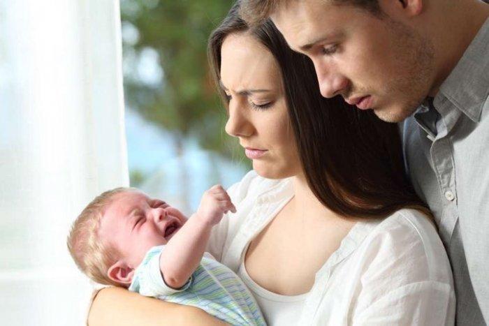 ما هي أسباب تغير الزوج بعد المولود الأول