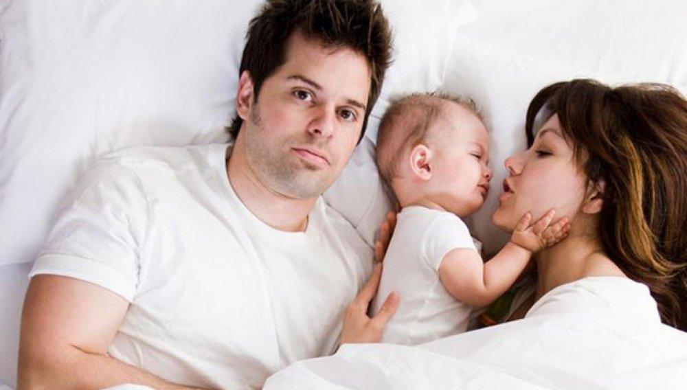 أسباب تغير الزوج بعد المولود الأول