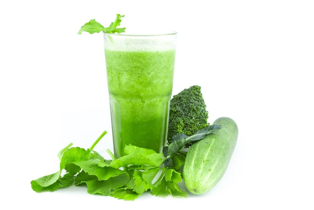 عصير الجرجير غني بالعناصر الاساسية للصحة وانقاص الوزن.