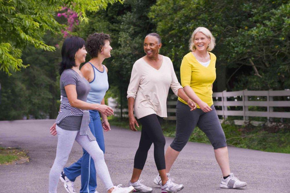 يمكن المشي لمسافات طويلة أكثر بعد الفحص الاول من الجراحة
