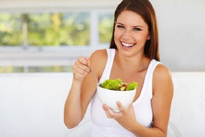تناول الخس يمنع سرطان القولون
