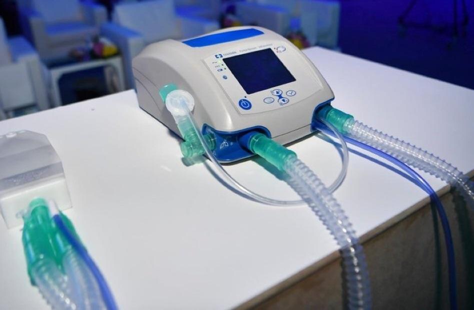 جهاز تنفس صناعة سعودية