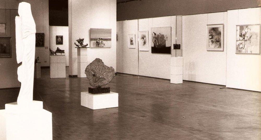 معرض لوحات فنية تبرز عراقة متحف سرسق عبر التاريخ