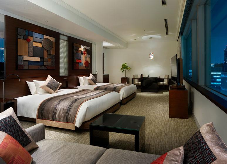غرف فندق سيلستين شيبا