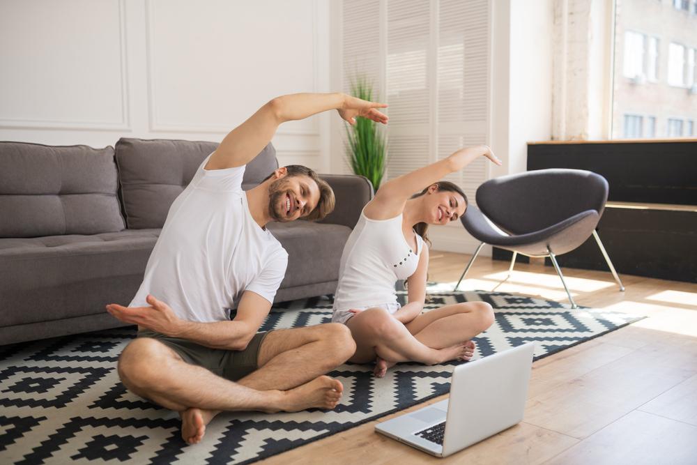 ممارسة تمارين الاسترخاء للتغلب على القلق في زمن كورونا