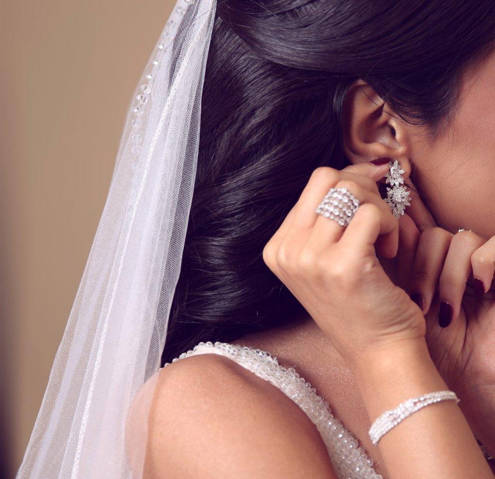اكسسوارات للعروس