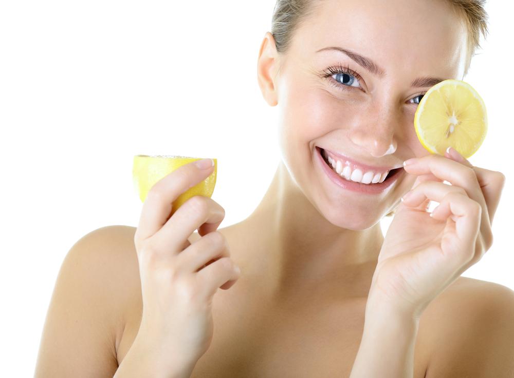 فوائد الليمون يفضل استخدامها ضمن المستحضرات التجميلية بعد ازالة الشعر مباشرة