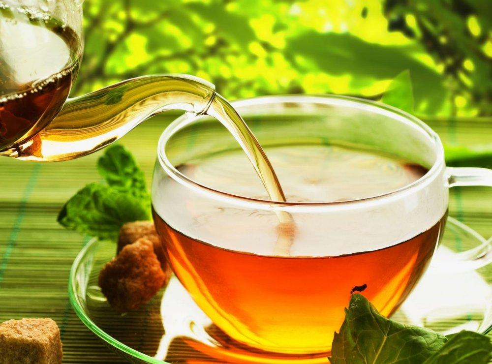 الشاي الاخضر من افضل المشروبات لانقاص الوزن