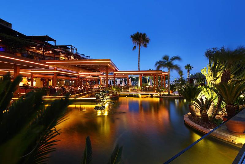 فورسيزنس ليماسول بين أجمل الفنادق الفاخرة في قبرص