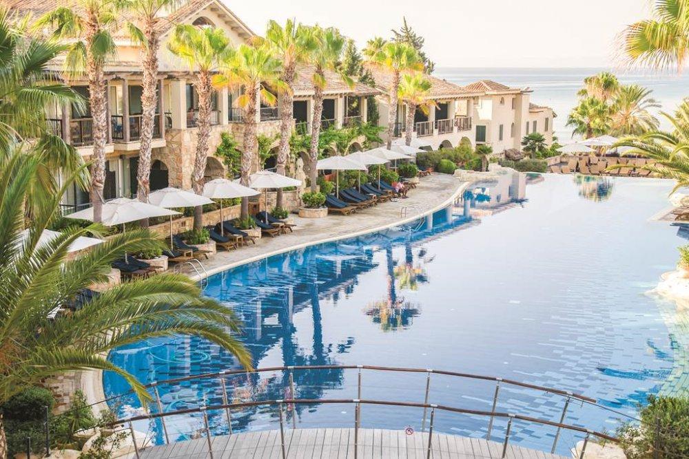 منتجع كولومبيا من اجمل الفنادق الفاخرة في قبرص