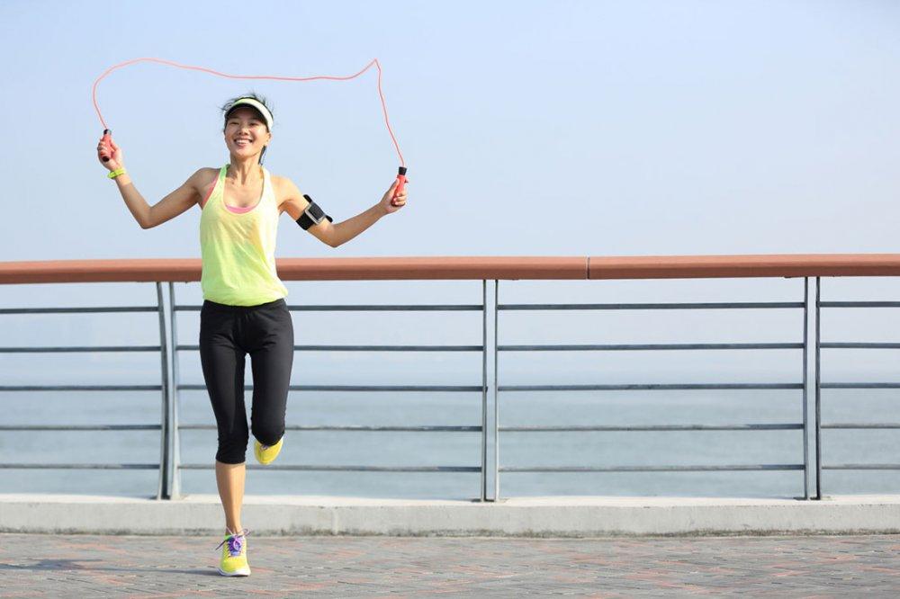 Похудение От Скакалки Фото. Упражнения на скакалке для похудения живота, боков, ягодиц, ног. Результаты женщин, мужчин, фото