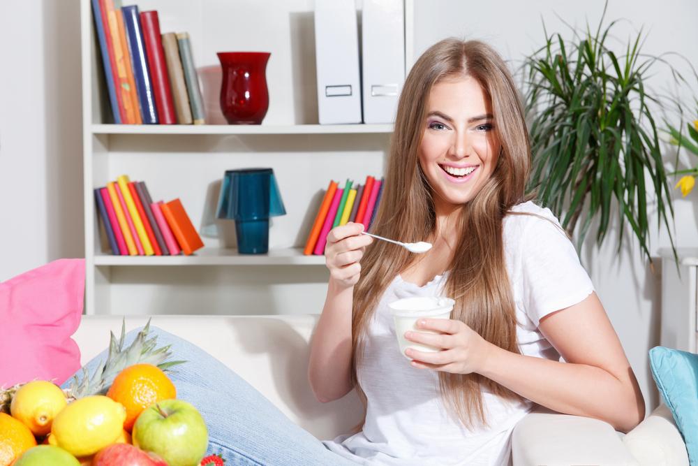 اطعمة منتجات الالبان تعيق خسارة وزن العروس