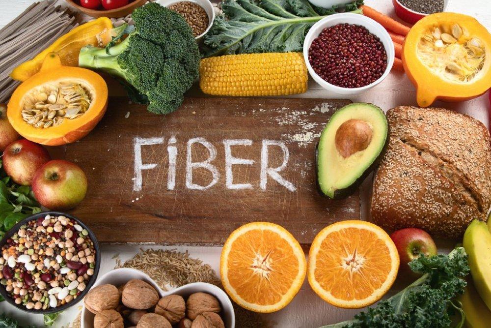 الاطعمة الغنية بالالياف مفيدة لمرضي التهاب المعدة