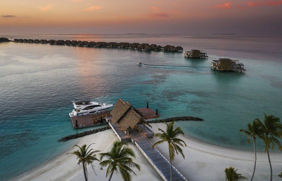 HERO_Ithaafushi - The Private Island_Arrival Pier
