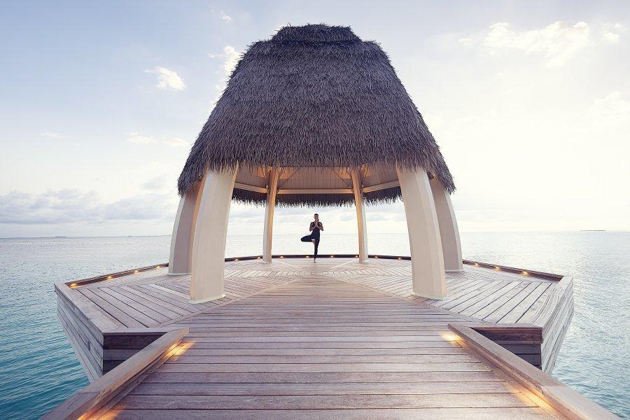 Spa & Wellness_Yoga Pavilion