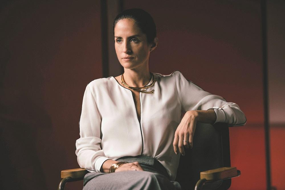 451a436c9 محاور المشاهير عدنان الكاتب يحاور Carolina Herrera de Baez: أعتز بأن  يشبّهني الناس بوالدتي - مجلة هي