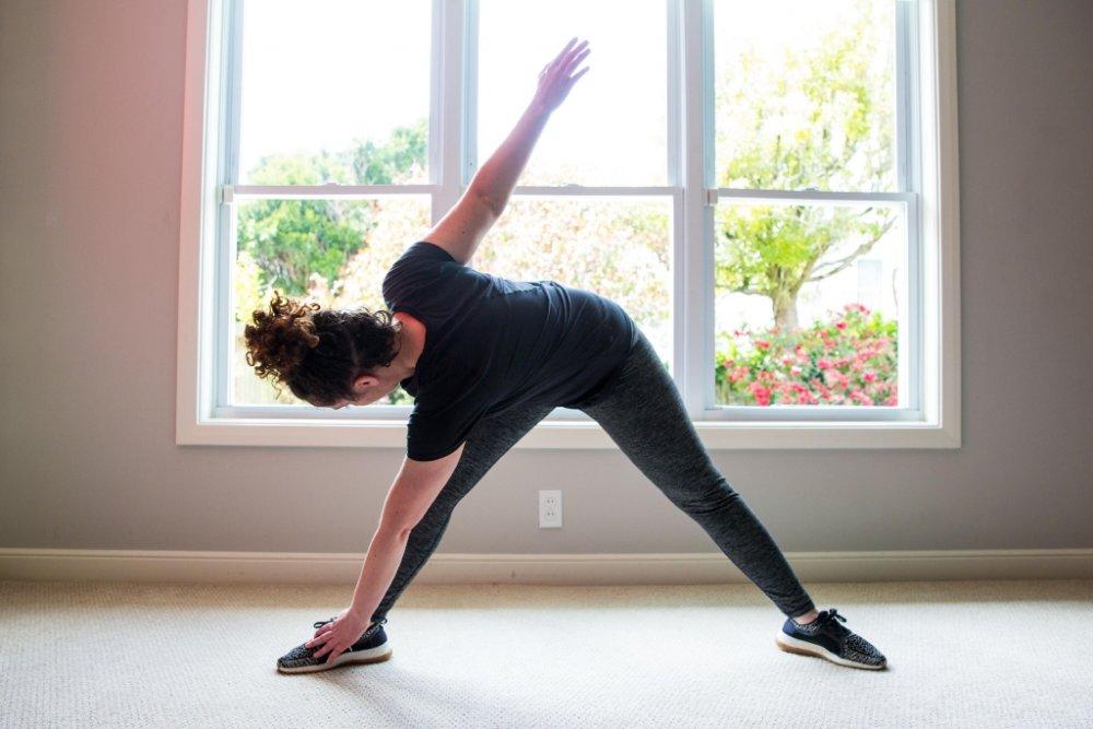 الرياضة مهمة لتقوية الجسم وخسارة الوزن.