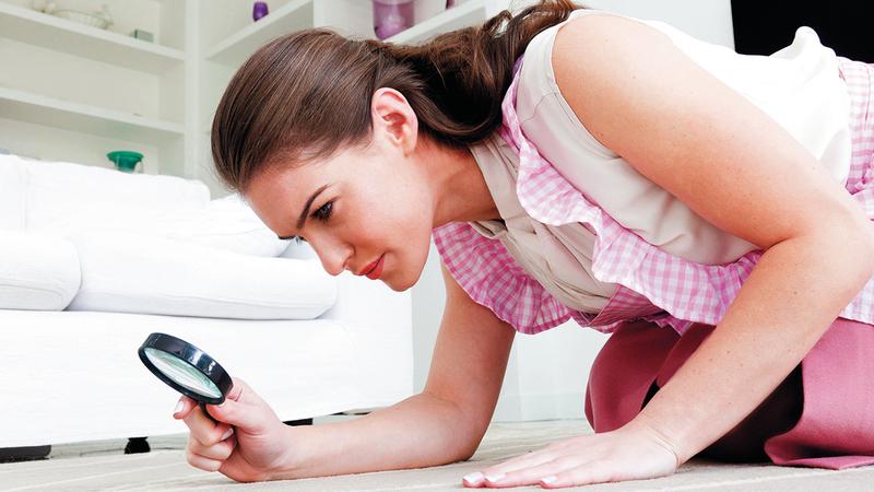هوس النظافة من اعراض الوسواس القهري