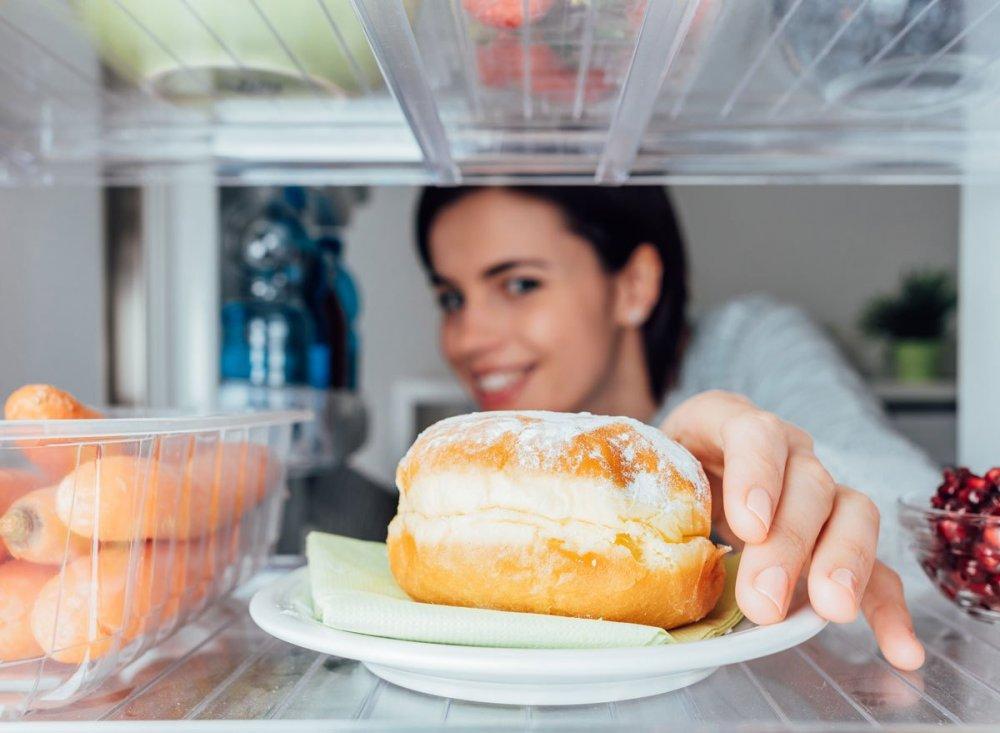 ترتيب الطعام بعناية في الثلاجة سيشجعك على خلق وصفات صحية و تناول الخيارات الجيدة