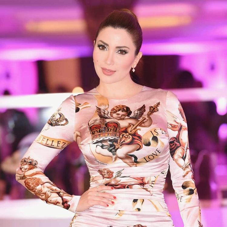 1a317a41f بعد أصالة ..ماغي بو غصن ونسرين طافش تدعمان ملكة جمال الجزائر - مجلة هي