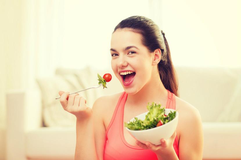 الغذاء الصحي يقي المراهقين أمراض القلب
