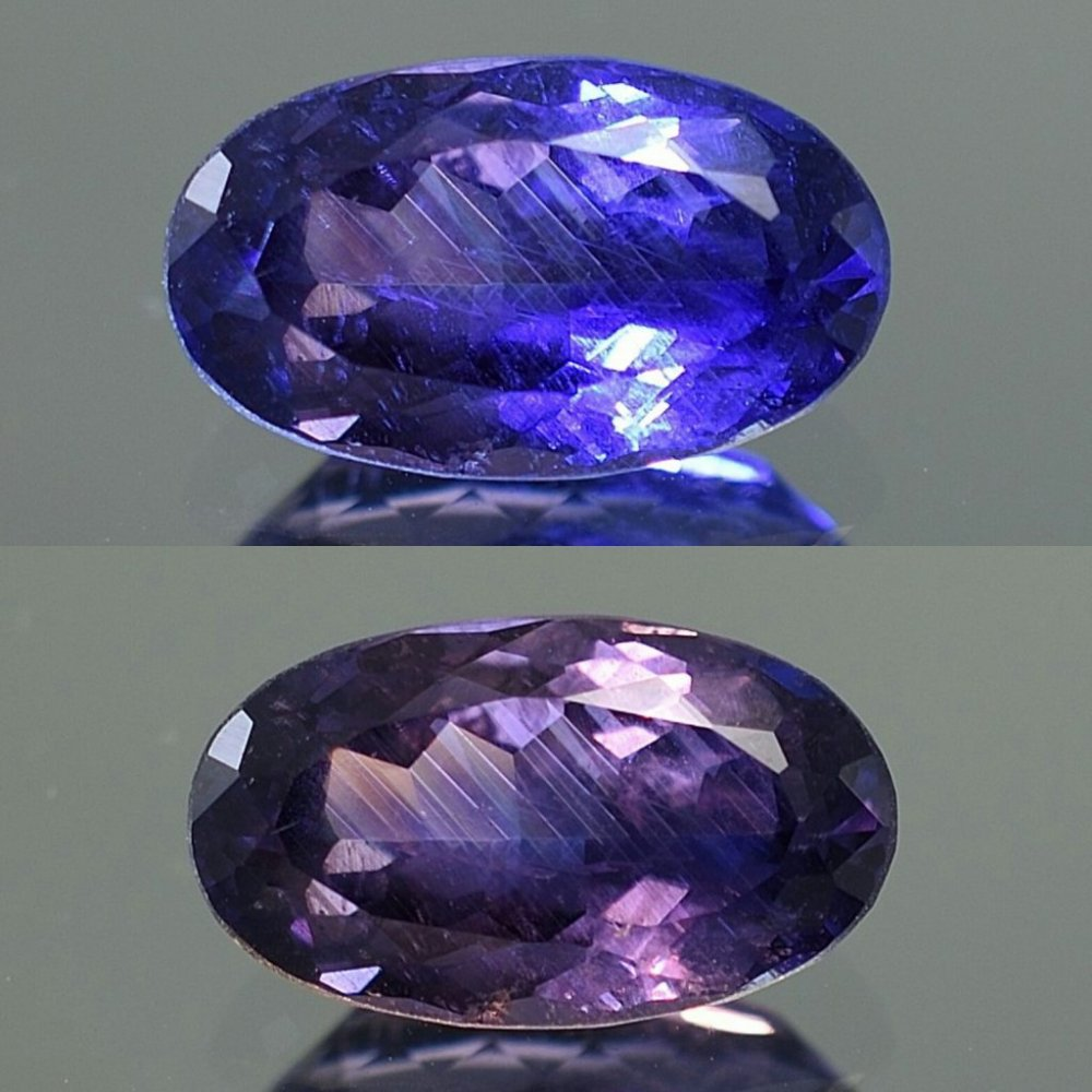 Colour Changing Sapphire
