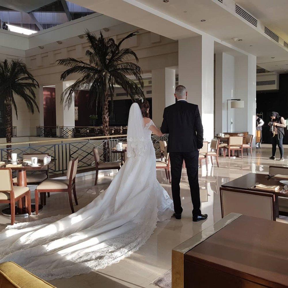 زفاف شيري عادل ومعز مسعود