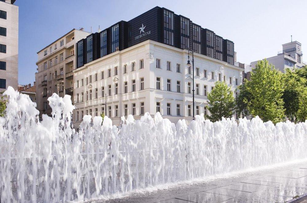 فندق إيبيروستار غراند بودابست Iberostar Grand Budapest