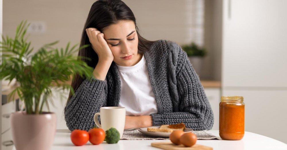 فقدان الشهية من اعراض الانسداد المعوي
